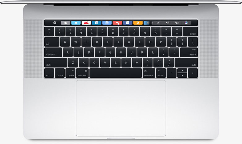 20 cool things you can do with the Touch Bar in the new MacBook Pro
