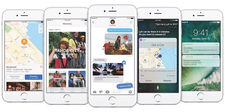 IOS 10 is already installed on 60% of Apple mobile devices