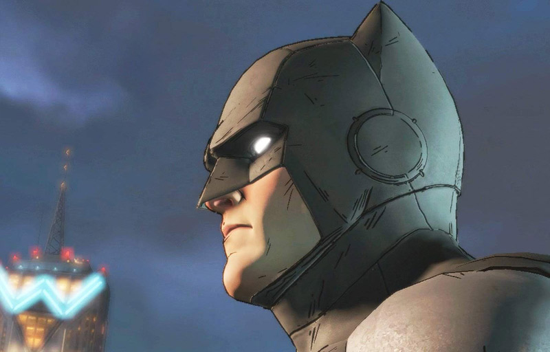 Batman: The Telltale Series – interactive TV series about a Man-bat