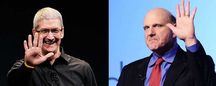 Opinion: Tim cook is the new Steve Ballmer, Apple will the fate of Microsoft
