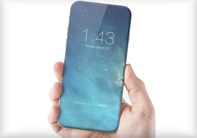 "New Apple patent confirms the display is ""edge to edge"" of the future iPhone"