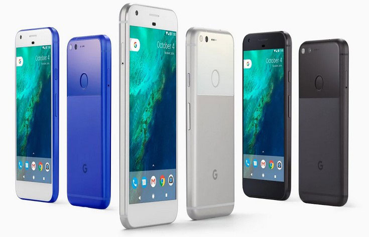 Google will update the OS smartphones Pixel and Pixel XL for only two years
