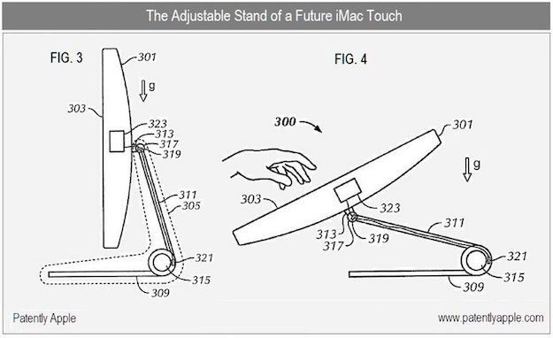 Apple was planning to release a foldable iMac with touch screen for 6 years before Microsoft