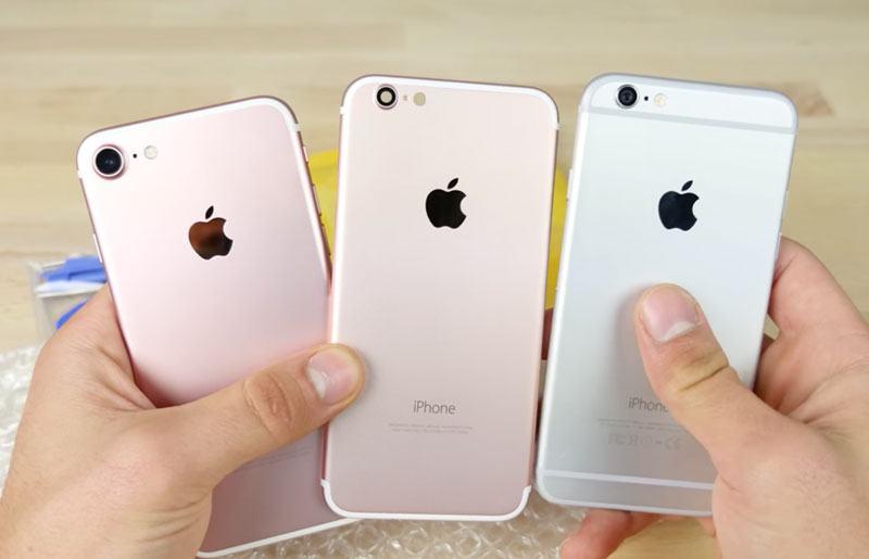 To turn iPhone 6/6s, iPhone 7? Easy! [video]