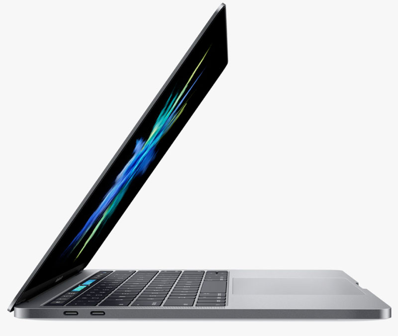 Became known the price of the new MacBook Pro with Touch panel Bar in Russia