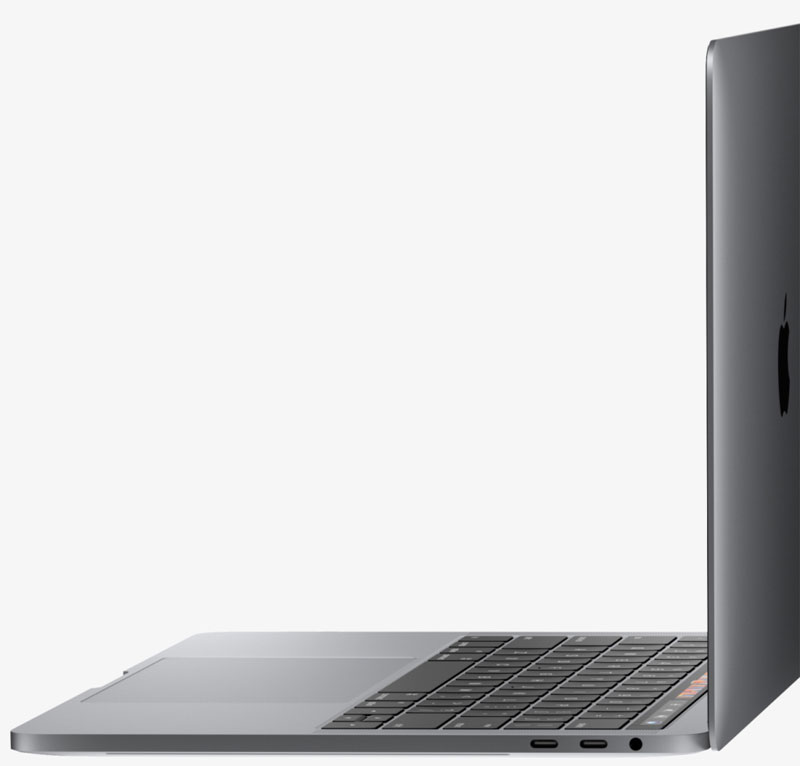 Why Apple left the 3.5 mm audio Jack at the new MacBook Pro?