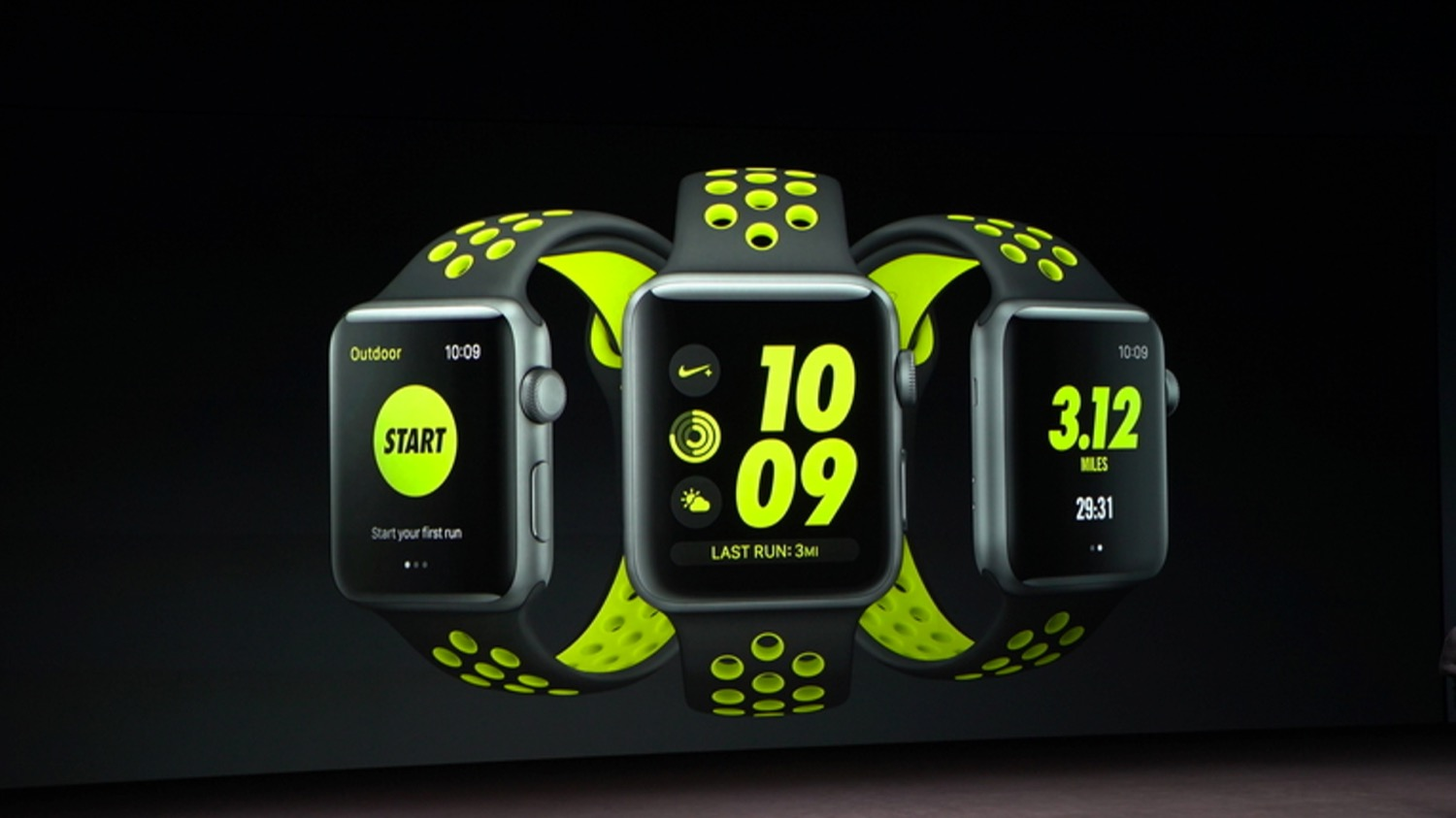 How else could be called Apple Watch Nike+