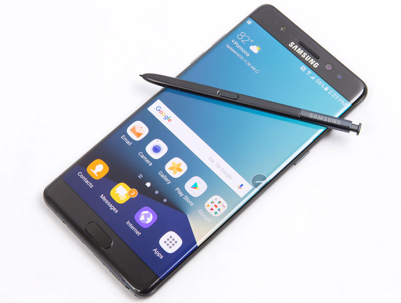 According to estimates Samsung, the loss due to exploding Galaxy Note 7 will be $3 billion