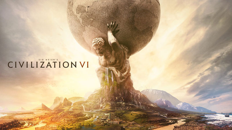 Strategy Civilization VI came out on Mac a few days after the release on PC
