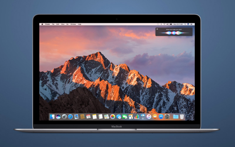 Apple has begun automatically download macOS Sierra on users ' computers