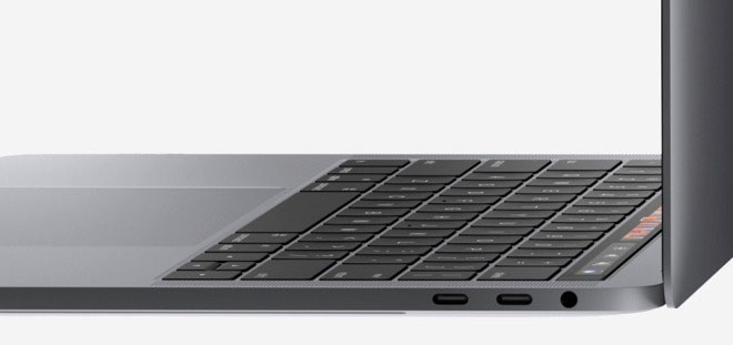 Apple has limited the 3.5 mm connector into the new MacBook Pro, abandoning the digital optical audio interface