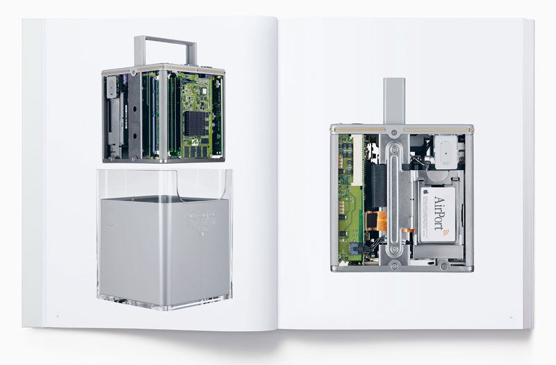 Apple released a book dedicated to the 20-year history of the design of the company's products, with 450 photos