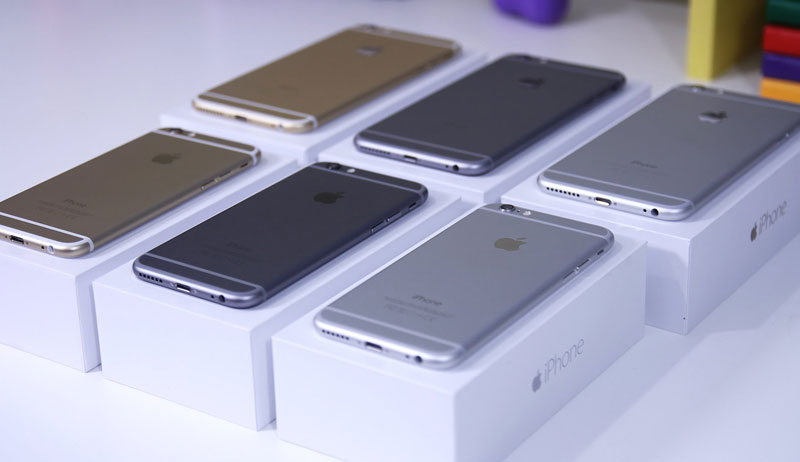 How many iPhones you can buy on an average salary in Russia, Ukraine and Belarus
