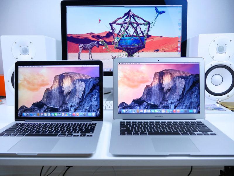 MacBook, MacBook Air or MacBook Pro: which laptop to choose?