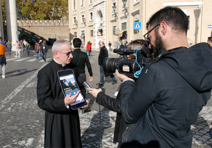 Catholic Church launches iOS app for fast the confession of sinners [video]