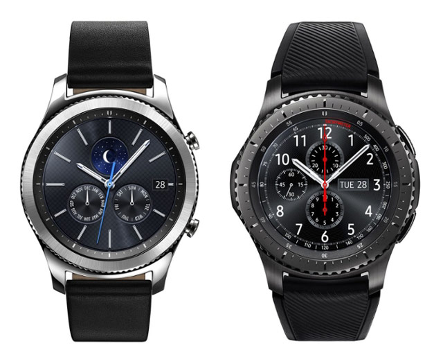"""Sales of """"smart"""" watches Samsung Gear S3 will start on November 18"""