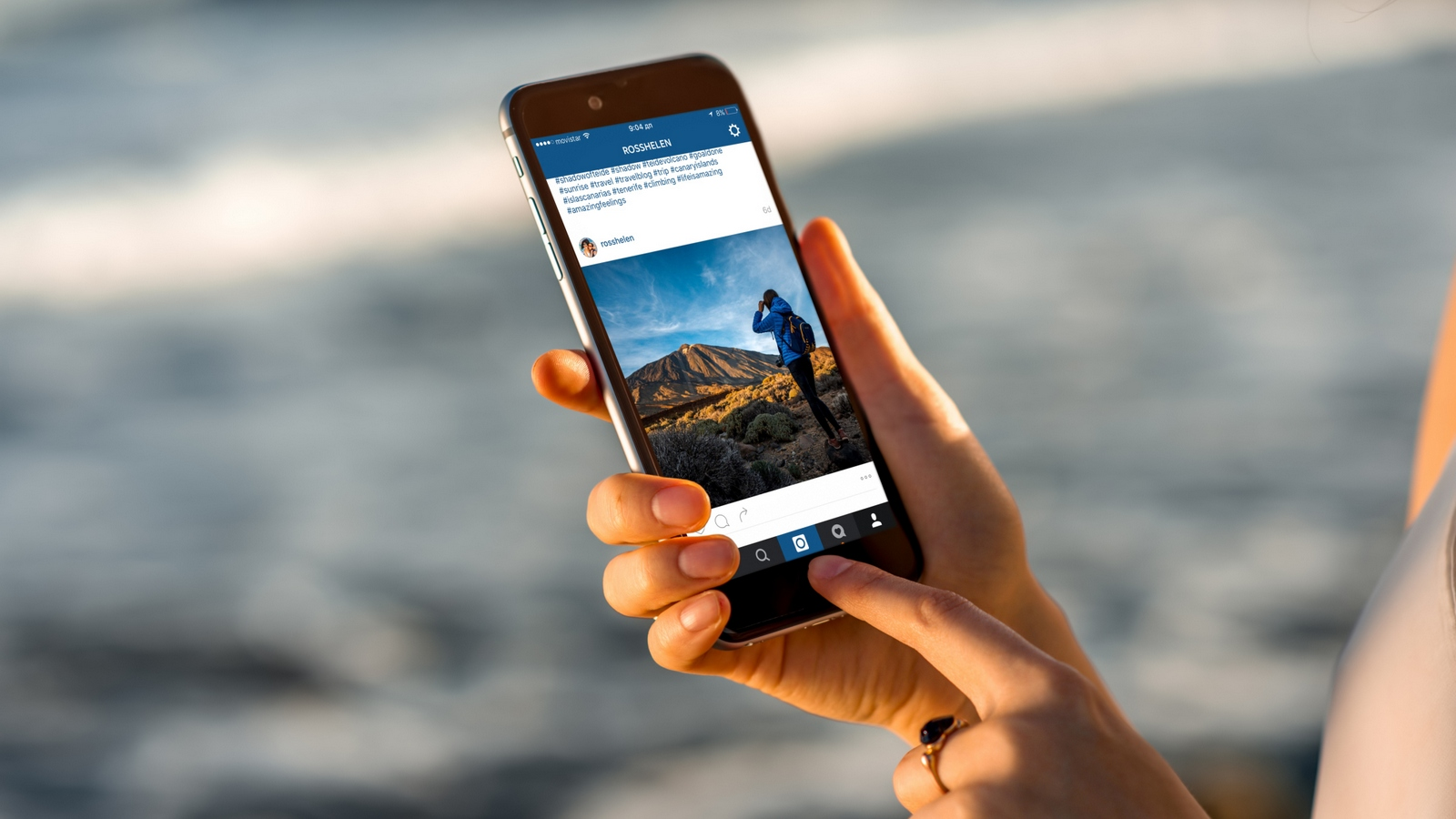 Updated Instagram: live broadcast and disappearing messages