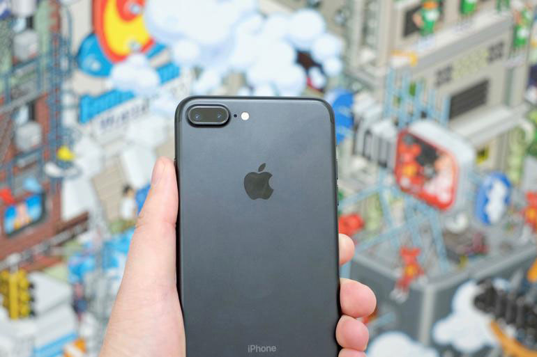 iPhone 7 Plus topped the ranking of the most powerful smartphones on the version of AnTuTu