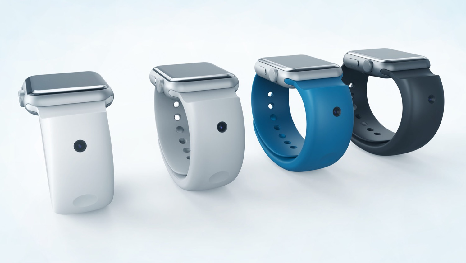 Strap CMRA will add two camera to your Apple Watch