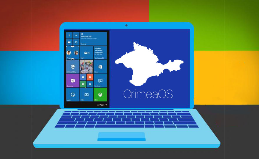 In the Crimea began developing alternatives to Windows and macOS