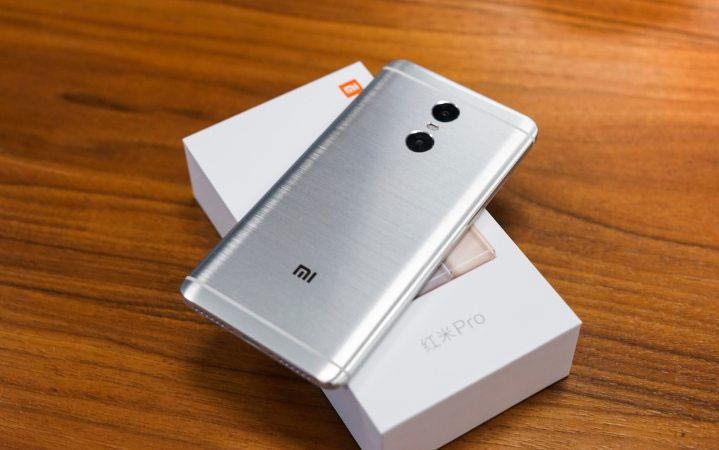 Smartphone Xiaomi Redmi Pro with dual camera officially released in Russia. Price