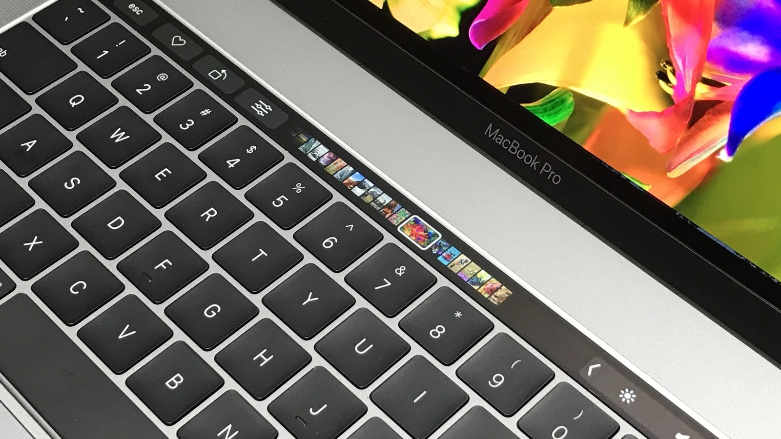 Will there be Touch Bar in the desktop Mac?