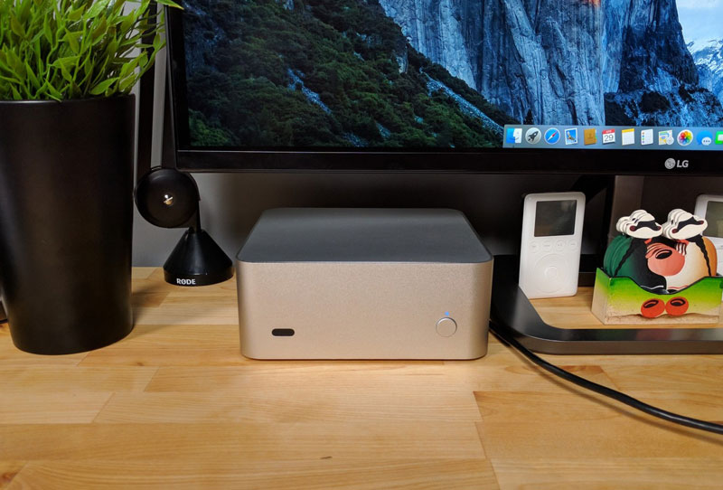 Enthusiast gathered mini PC on macOS, which is two times cheaper and three times more powerful Mac mini