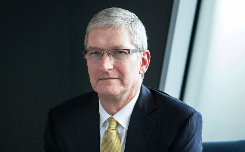 Apple CEO Tim cook took the 11th place in the ranking of the best businessmen of the year by Fortune