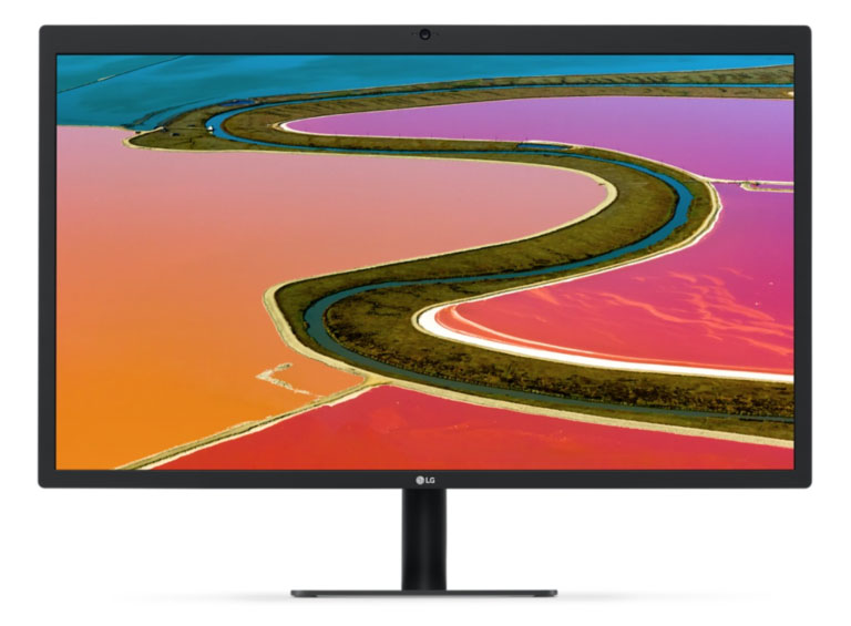 Apple began selling monitors LG UltraFine 4K in anticipation of the release of the MacBook Pro with Touch pannel Bar