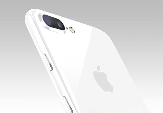 """Apple is preparing a new model iPhone 7 in color """"white onyx"""""""
