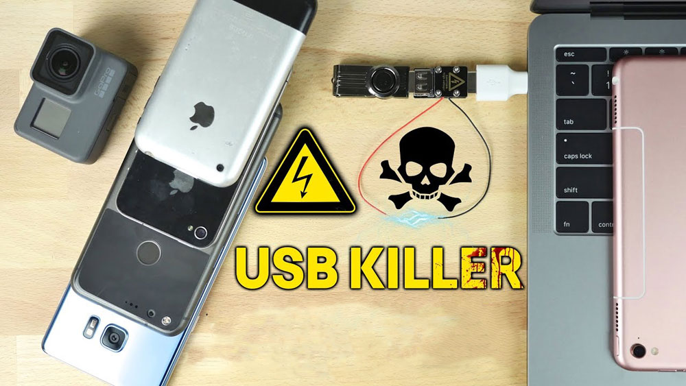 """New MacBook Pro not have survived after connecting """"flash killer"""" [video]"""