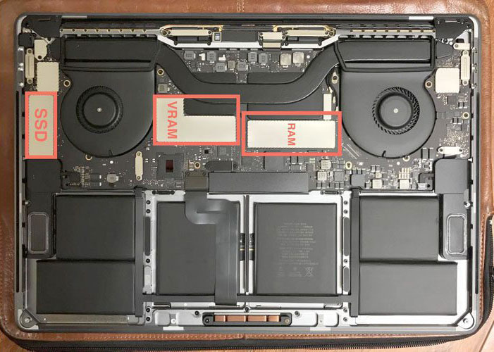OWC: Apple has restricted an upgrade SSD from MacBook Pro with Touch Bar and reduced the battery capacity to reduce the weight of the laptop