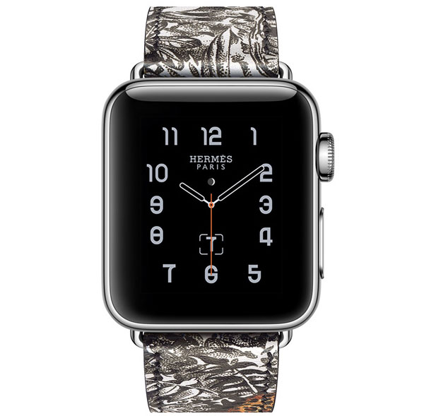 Hermès is preparing a new collection of straps for the Apple Watch for $440