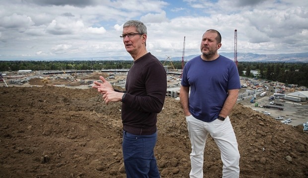 Jonathan Ive is no longer involved in the design of Apple products and are close to leave the company