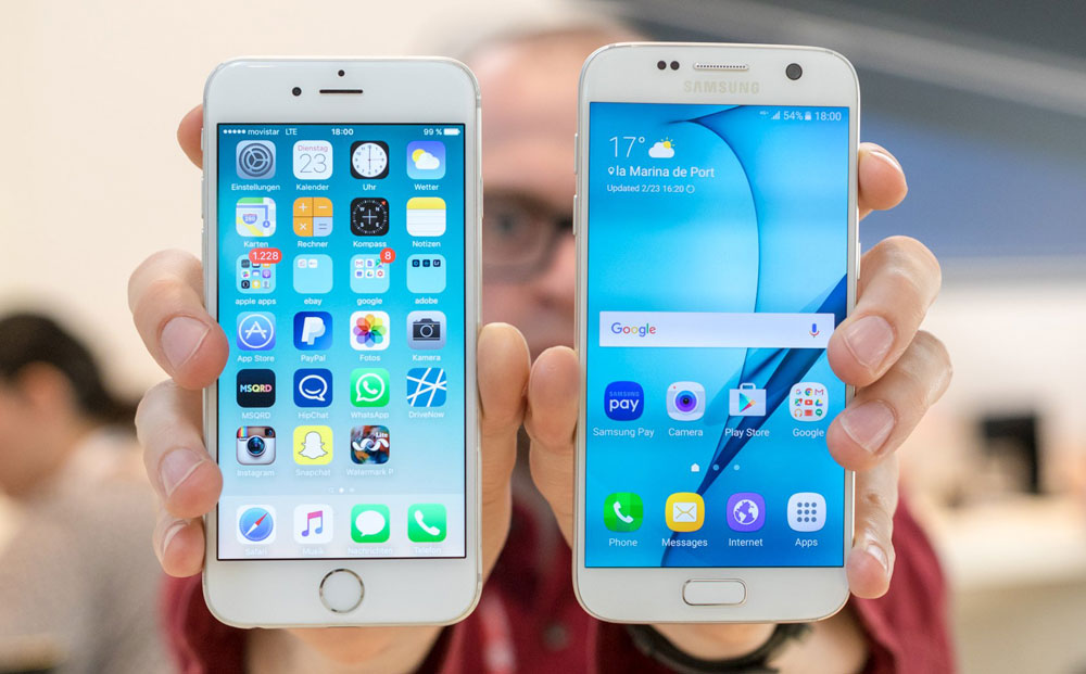 Former owners of Android-smartphones told why they switched to iPhone