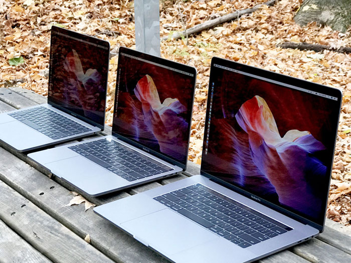 The fault of the Windows driver disables the dynamics of the new MacBook Pro