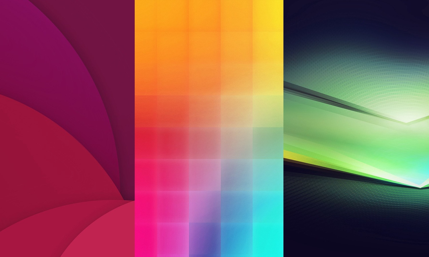 A selection of the best Wallpapers: abstract