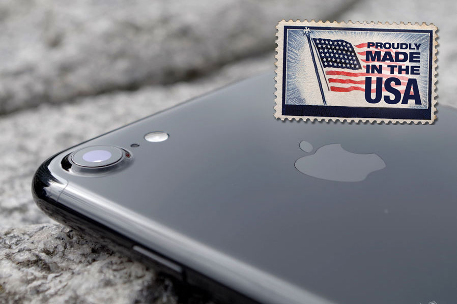 Apple has asked Foxconn and Pegatron to consider the possibility of moving the production of iPhone in the US after the election trump