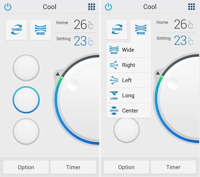"""Samsung introduced the world's first """"smart"""" air conditioner that will not give cold"""