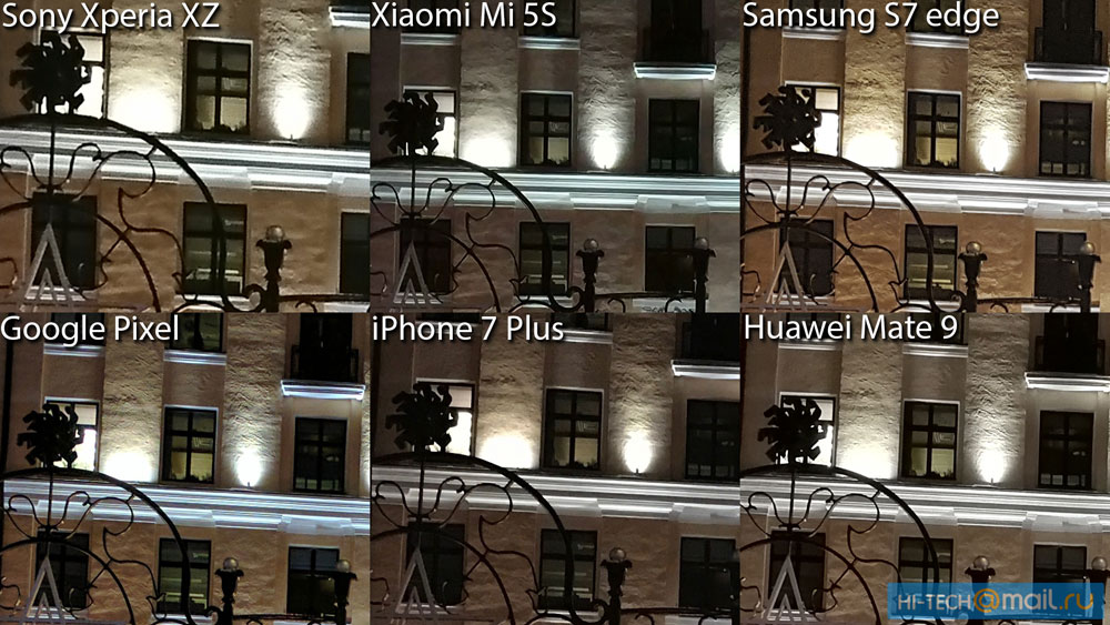 iPhone 7 Plus has become the second blind test of cameras [photo]
