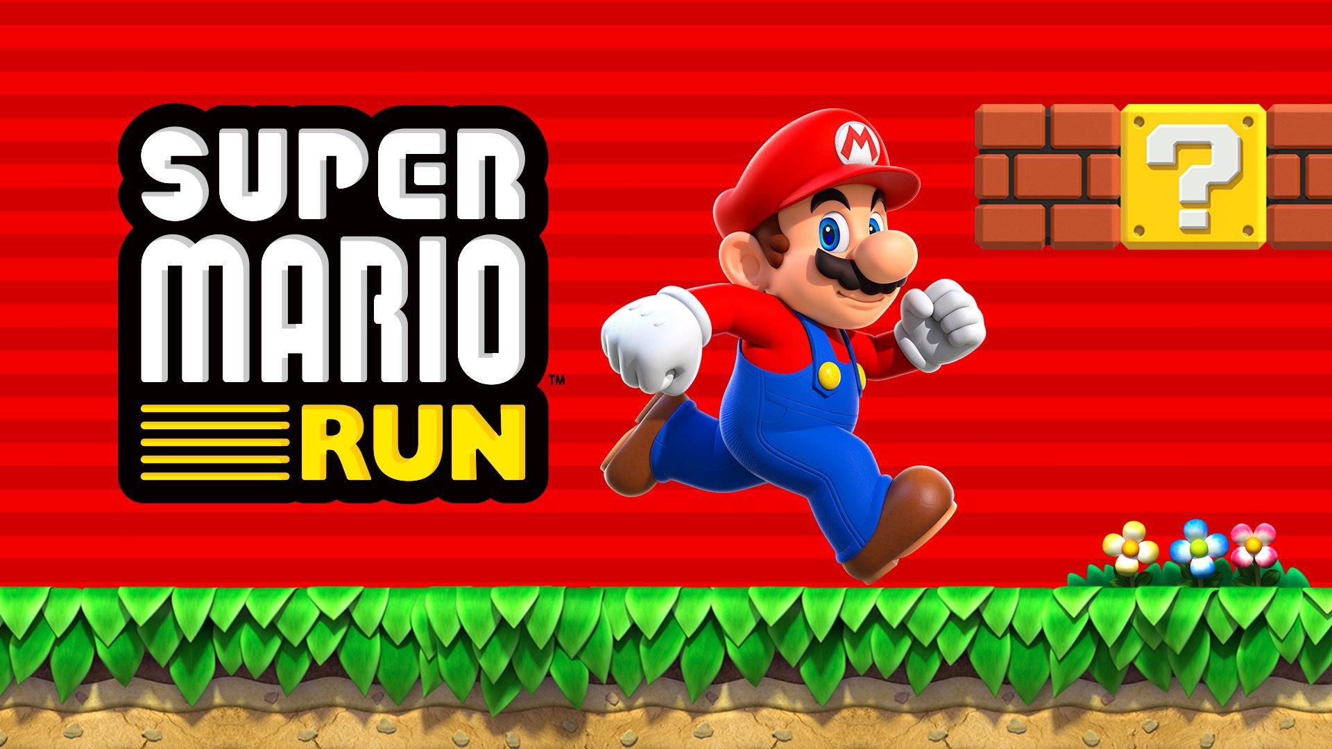 One interesting feature of Super Mario Run