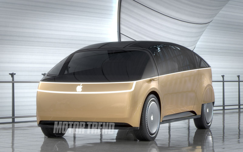 Apple have urged the U.S. government to change the law in relation to self-driving cars