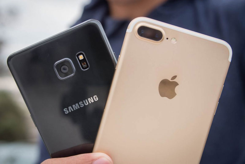 Analysts: iPhone 7 could offer anything of interest to owners of Galaxy Note 7, the majority of stayed with Samsung