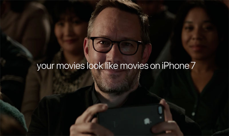 """Apple demonstrated the capabilities of the camera in the iPhone 7 Plus is the new """"Romeo and Juliet"""" [video]"""