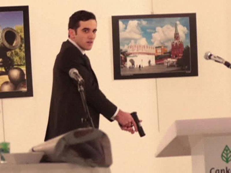 Russian experts have unlocked the iPhone 4s killer Ambassador in Turkey Andrey Karlov