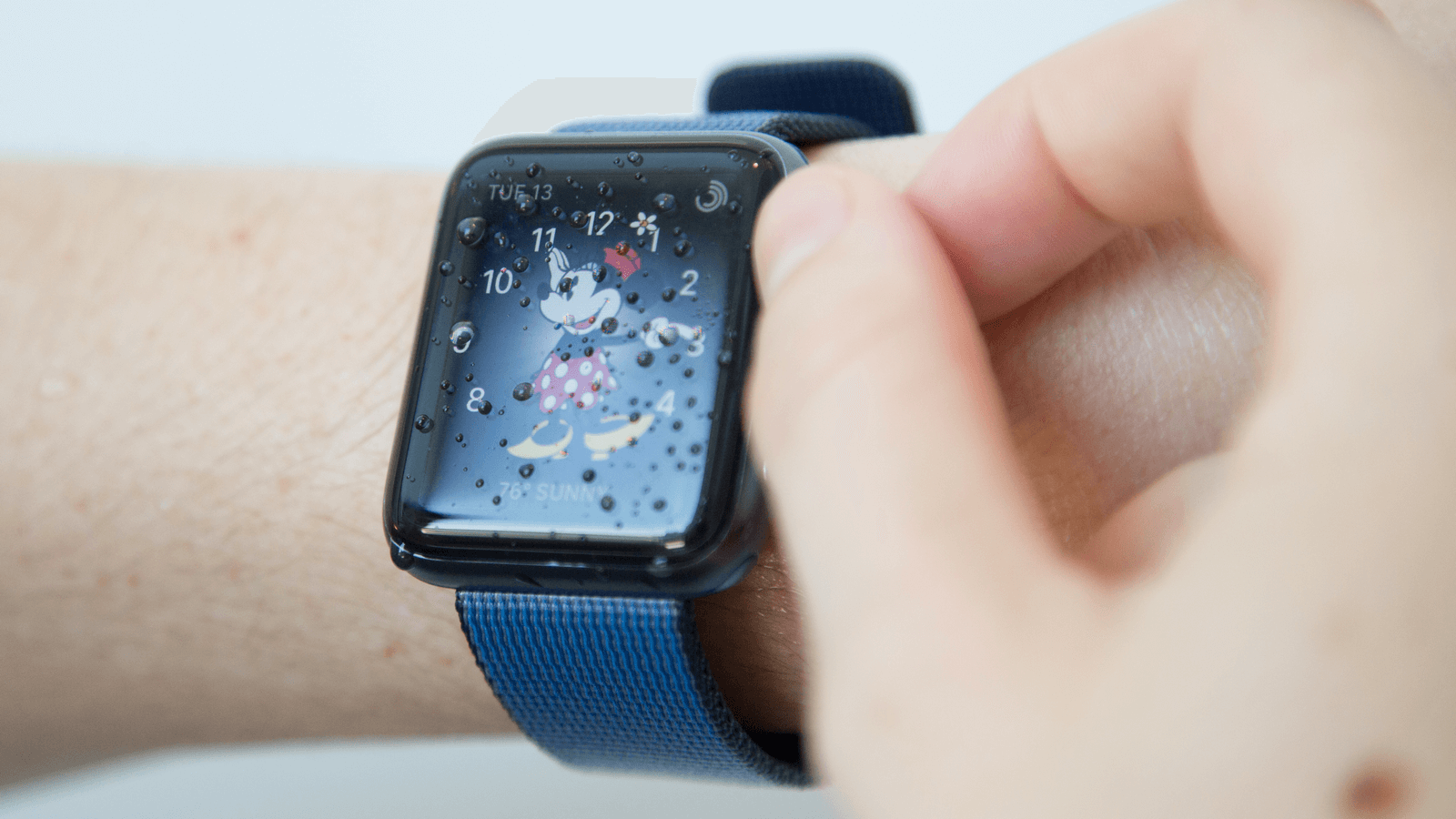 How to transfer an important function of the Apple Watch 2 for iPhone