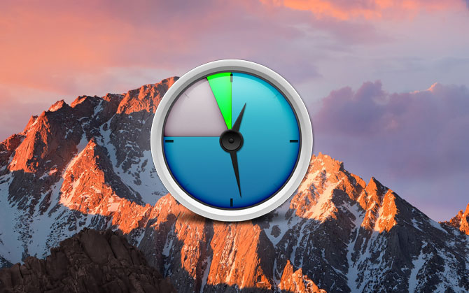 Usage – one of the best timetracker for Mac