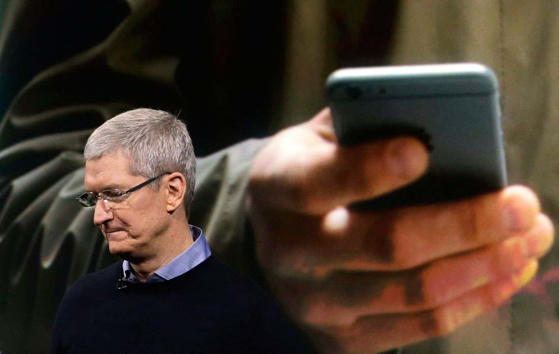 "3 reasons why you think that Apple ""is not a cake"""