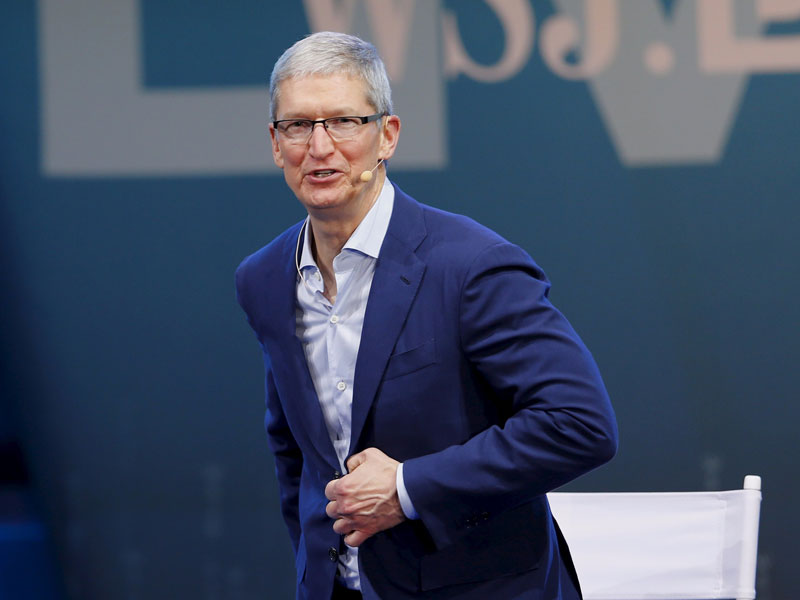 Tim cook called the biggest disappointment of 2016