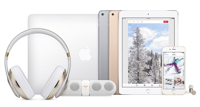 iPhone, MacBook and iPad – the most coveted gifts for Russians on New year